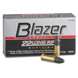 Malorážkový náboj Blazer...